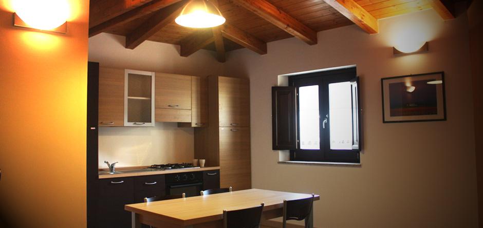 Comodissimi appartamenti ben rifiniti e arredati